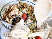 Christmas granola sugarless