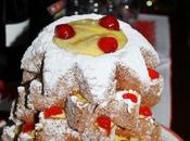 Crema mandarino, decorare Pandoro Natale