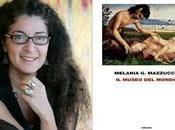 """MELANIA MAZZUCCO ospite """"Letteratitudine mercoledì dicembre 2014 museo mondo)"""