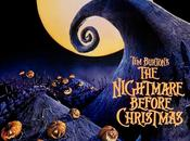 Burton's nightmare before Christmas