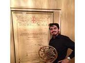 vita musica, invito alla speranza: Intervista Matteo Leone, primo corno all'Accademia teatro Scala.