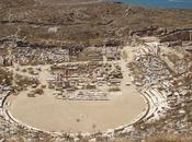 Pompei sommersa scoperta vicino Delo, nelle Cicladi.