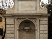 Fontana piazza Trilussa