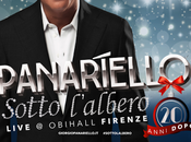 GIORGIO PANARIELLO: SOLD all'Obihall Firenze. Ultimissimi biglietti disponibili date gennaio.