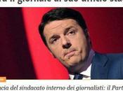 Stefano Menichini: dopo aver leccato anno Renzi, scopre sprecato litri saliva inutilmente.