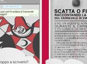 Fondazione Carnevale lanciano primo contest fotografico video Viareggio