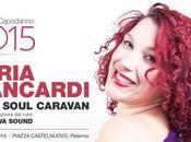 Palermo Capodanno Teresa Mannino, Daria Biancardi Antonella Coco.