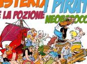 Asterix, pirati pozione neobarocca