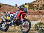 Honda Rally Team Dakar 2015