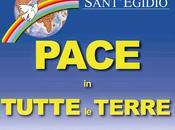 marcia pace Comunità Sant'Egidio