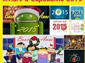 Buon 2015 Foto auguri tocco Android mandare vostri amici Whatsapp, ecc.