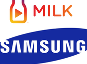 Milk Samsung vuole creare YouTube virtuale