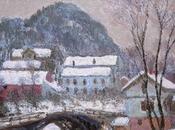 Inverni arte: neve tetti