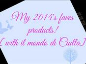 2014's faves products! [with mondo Ciulla]