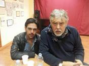 Alessandro Altieri insieme Maurizio Mattioli