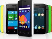 Nuovo Alcatel Pixi Girare Android, Windows Firefox
