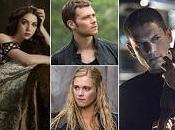 SPOILER TVD, Arrow, Flash, Supernatural, Originals, Reign, Hart Dixie