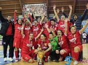 Virtus Ciampino vince Coppa Italia 2015, alla Briciola