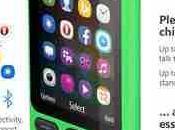 Nokia telefono super economico euro scheda tecnica