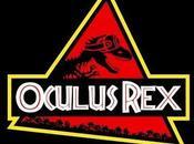 Inseguiti tirannosauro Oculus