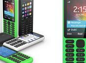 Microsoft annunciato Nokia 215, telefono cellulare Internet soli