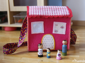 Tutorial: borsa casetta house