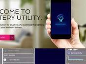 Battery Utility: tanti strumenti controllare batteria dello smartphone