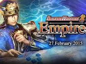 Dynasty Warriors Empires slitta fine febbraio