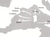 L'espansionismo sardi nuragici Mediterraneo Occidentale, Massimo Pittau