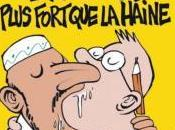 Charlie Hebdo: L'amour plus fort haine