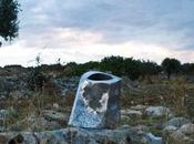 MONTEVARCHI: Mediterraneo d'alluminio Cassero sculture Christian Loretti