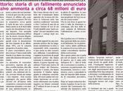 """Coop. Vittorio, articolo Risveglio"""""""