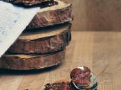 crackers semi lino pomodori secchi flaxseed with dried tomatoes