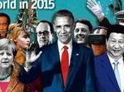 """copertina dell'Economist """"World 2015″: miscela simbolismo criptico terribili predizioni"""