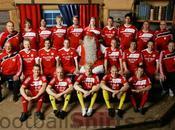 calcio Rovaniemi: Santa Claus presidente derby freddo mondo