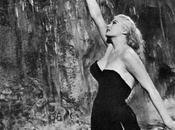 spenta Anita Ekberg, musa Fellini