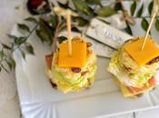 Club Sandwich Cheddar Panettone