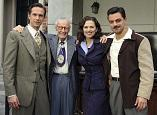 """Agent Carter"": primo sguardo Howard Stark incrocia con… Stan Lee?"