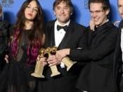 "Golden Globe: premiati ""Boyhood"" ""Grand Budapest Hotel"""