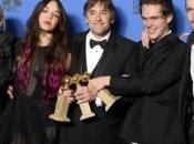 "Golden Globe: premiati ""Boyhood"" ""Grand Budapest Hotel"""