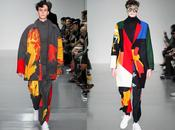 London Men's Fashion Week Sulle passerelle attitude, color block artigianalità