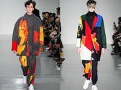 London Men's Fashion Week Sulle passerelle attitude, color block artigianalità