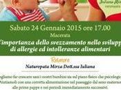 L'importanza dello svezzamento nello sviluppo allergie intolleranze alimentari: incontro gratuito Macerata