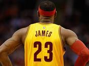 Maglia Cleveland Cavs LeBron James venduta della