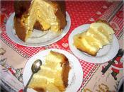 Pandoro farcito crema limoncello