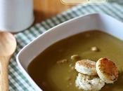 Canadian split soup Zuppa piselli prosciutto alla canadese
