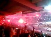 (VIDEO)Persija Jakarta Fans Gelora Bung Karno Stadium. Pyro Show! Trofeo Persija 2015 #thisisfootball