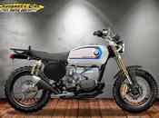 """Cafè Racer Concepts R100 """"Boxer Boy"""" Oberdan Bezzi"""