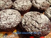 Muffins cacao maionese