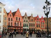 Bruges bruxelles, chocolat frites!